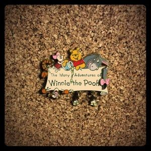 Disney The Many Adventures of Winnie the Pooh Pin